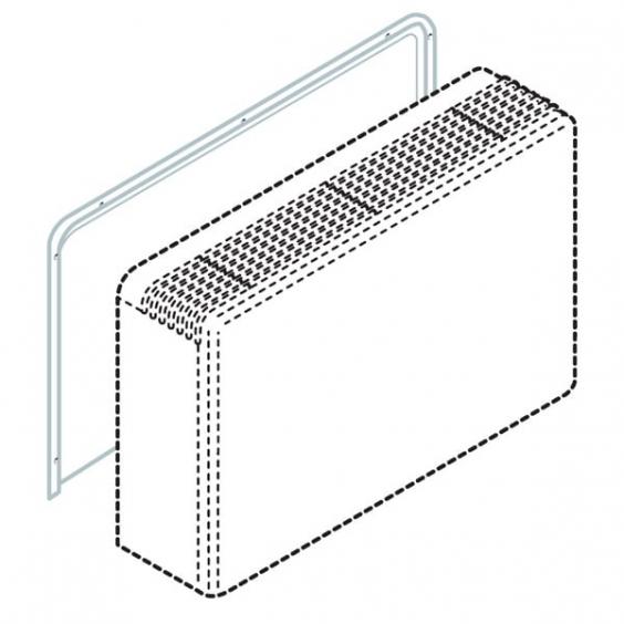 Задняя панель для модели BRIW