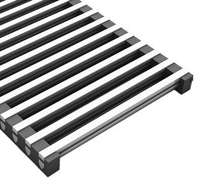 Алюминиевые решетки BNA Jaga