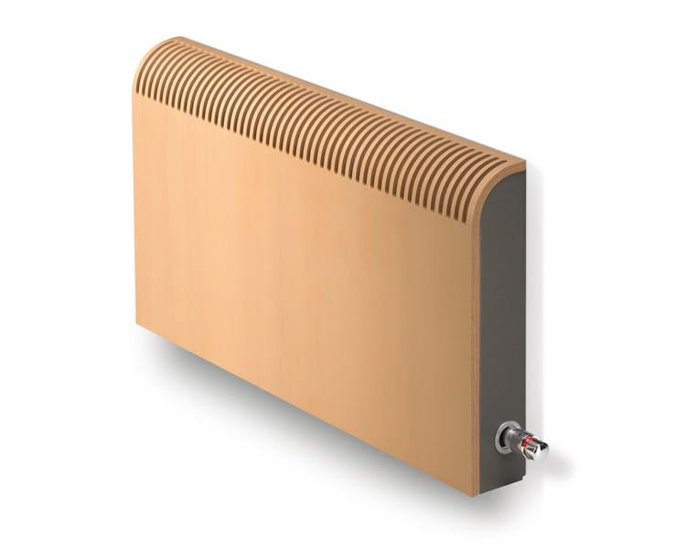 Горизонтальный конвектор с деревянным кожухом JAGA Knockonwood