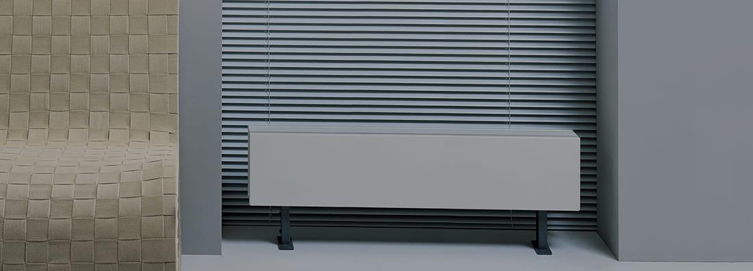 Jaga linea plus свободностоящий конвектор